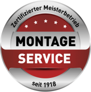Montage-Service & Selbst-Montage